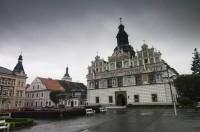 Stříbro - radnice