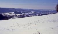 Start Jesenické magistrály - Písařov - Malá Morava