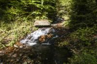Kaskády Divokého potoka