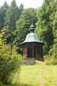 Ludvíkov - Pamětní kaple padlým bojovníkům