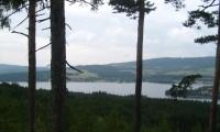 Pohled na Lipenské jezero