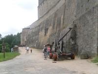 Cesta do hradu