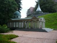 Boheminium - jen zde kolonáda pod Ještědem