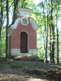 Vřesovice - Koryčanská kaple a zpět
