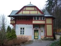 vila Chaloupka v Luhačovicích
