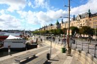 Stockholm - hlavní město Švédska