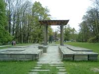 Fryšták - zámecká zahrada