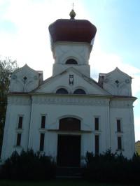 Chudobín husitský kostel