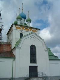 Chudobín pravoslavný kostel