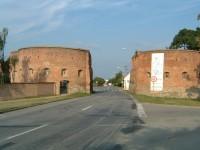 Strážnice - pevnost