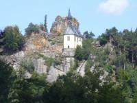 skalní hrad Vranov  - Pantheon