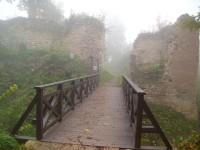 Vstup na hrad