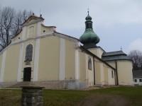Kostel na Křemešníku