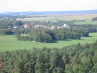 Předhradí z Borůvky