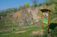 Slaný - Slánská hora