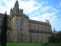 Klášterní kostel Nanebevzetí Panny Marie