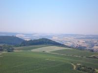 Výhled ze Stolové hory
