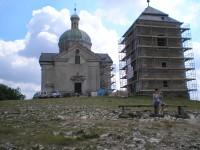Kaple sv. Šebestiána na Svatém kopečku