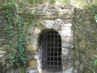 Vstupní portál štoly