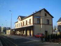 Jablonec nad Nisou - nádraží