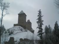 Kašperk - hrad kde to žije po celý rok