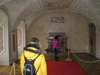 Interiéry zámku