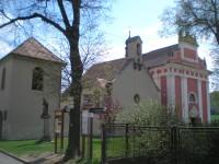 Kostely sv. Kateřiny a sv. Ludmily