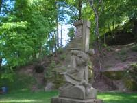 Památník obětem I. světové války, Pecka