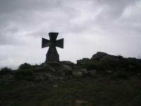 Maltézský kříž u Štěpánky