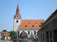 Kostel sv. Václava v Netolicích