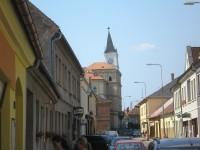 Kostel Nanebevzetí Panny Marie Netolice