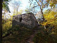 Muzeum Hýskov a zřícenina hradu Jenčov