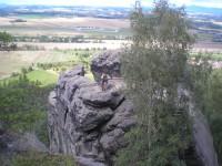 Putování Příhrazskými skalami