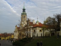 Co skrývá pražská Loreta