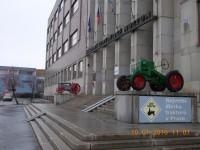 Národní zemědělské muzeum v Praze na Letné