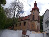 Kostel Narození Panny Marie v Kryrech