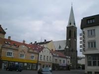 Kostel V Kralupech nad Vltavou