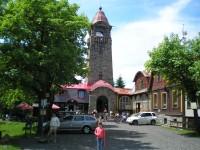 Z Tanvaldu do Pěnčína přes Černou Studnici