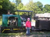 Krásná dieselová mašinka