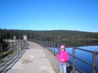 Bedřichovská přehrady