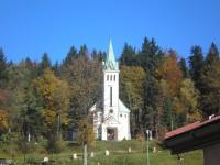 Bedřichov, kostel svatého Antonína