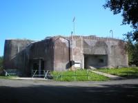 Pevnost V sedle-Kahan III.