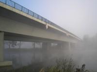 Dálniční most přes Labe