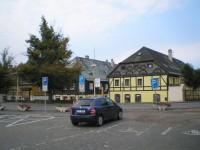 Nový Bor - náměstí