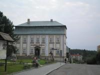 Sklářské muzeum v Novém Boru