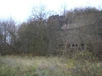 Budovy bývalého lomu
