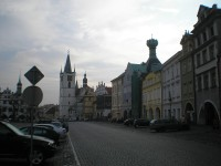 Litoměřice - Mírové náměstí