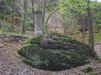 Maketa hradu Kokořín