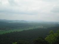 Výhled ze Šroubenýho