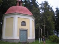Kaple Utrpení Páně na vrcholu